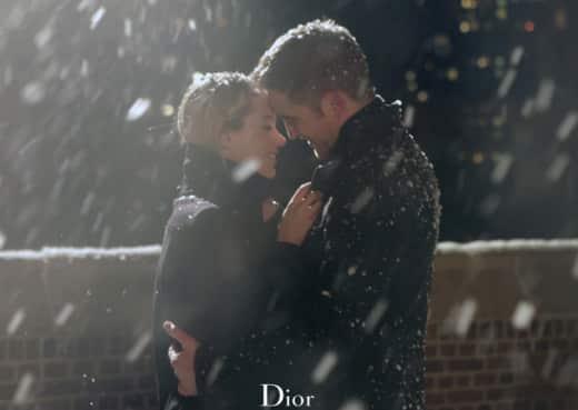 Robert Pattinson Dior Picture