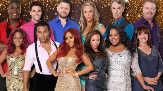Dancing With the Stars Cast Pic Season 17