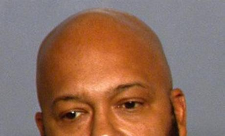 Suge Knight Mug Shot Photo