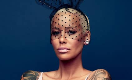 Amber Rose Slams GQ: You Called Me WHAT?!?