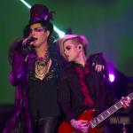 Adam and Guitarist