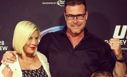 Tori Spelling and Dean McDermott Take Kids to UFC Fight: Fun For the Whole Family or Parenting Fail?