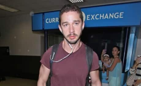 Shia LaBeouf Arrested For Disrupting Musical