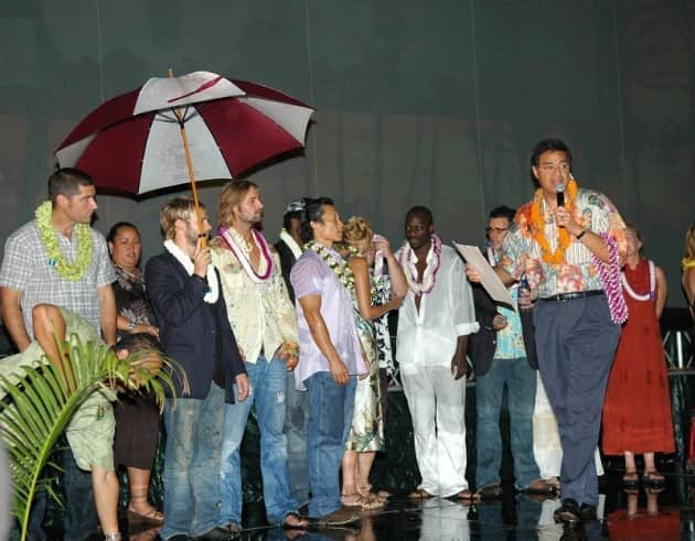 Lost Season 2 Cast Photo