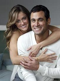Molly Malaney and Jason Mesnick Photo