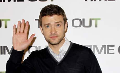 Justin Timberlake Waves
