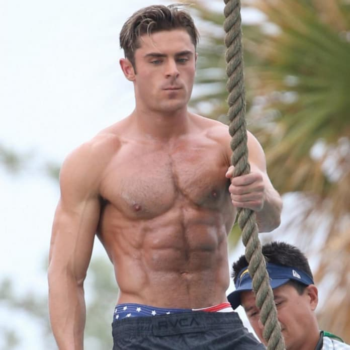 [Image: zac-efron-shirtless-for-baywatch]