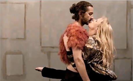 "Sigur Rós -  ""Fjogur Piano"" (Music Video with Shia LaBeouf's penis)"
