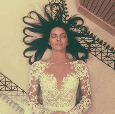 Kendall Jenner Instagram Image