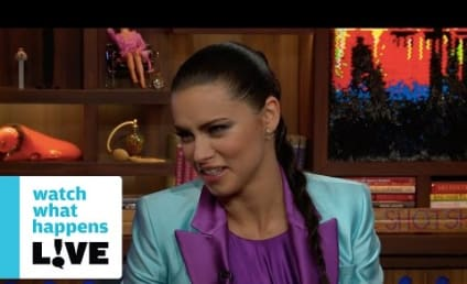 Adriana Lima on Justin Bieber Sex Rumor: EWWW! NO!