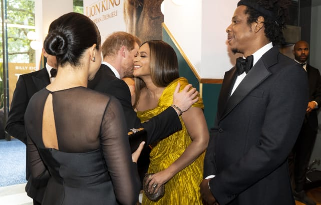 The duke and the queen