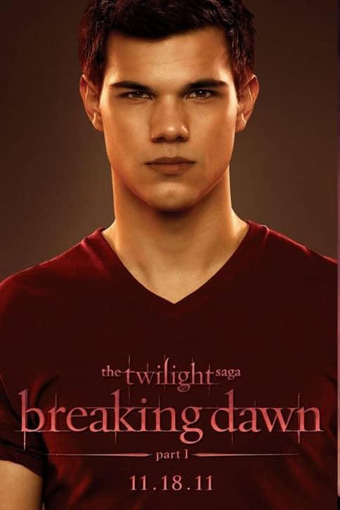 Jacob Black Breaking Dawn Poster
