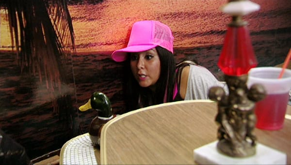 Snooki and the Duck Phone