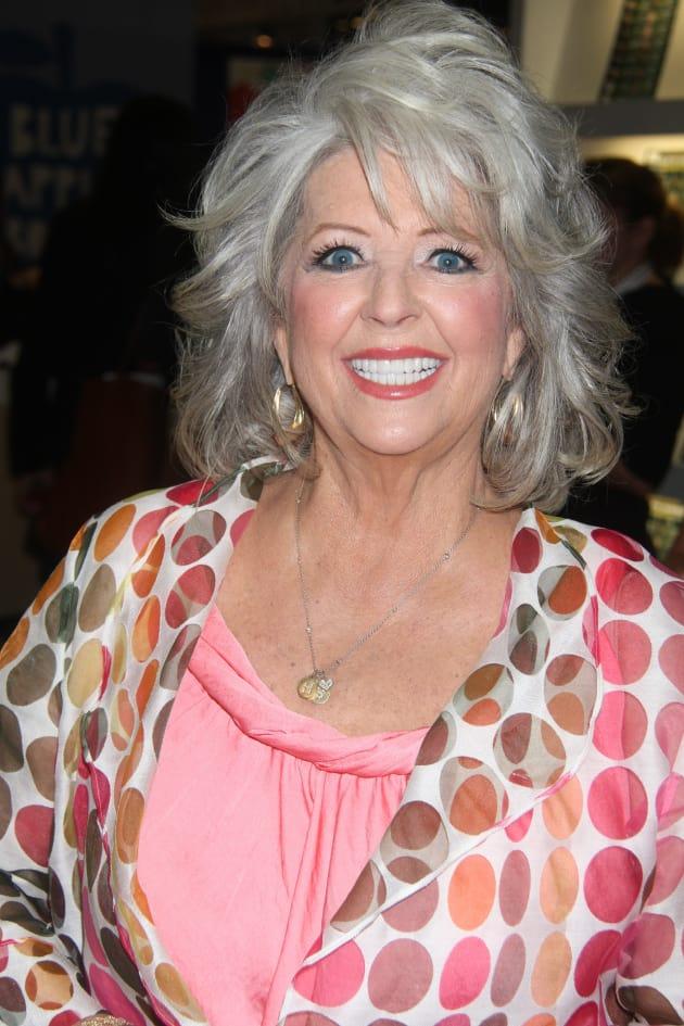 Paula Deen Smile