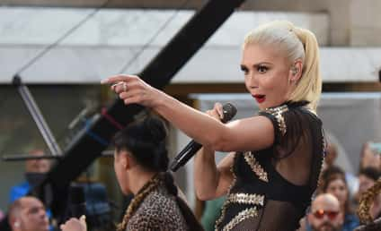 "Gwen Stefani: ""Tongue-Tied"" Over Marriage Question!"