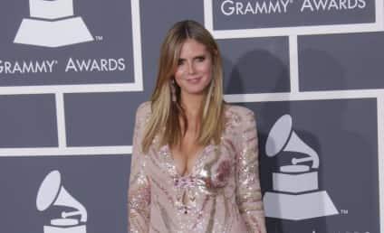 Grammy Awards Fashion Face-Off: Heidi Klum vs. Ke$ha