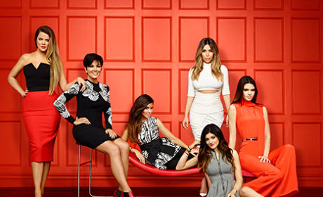 Keeping Up With the Kardashians Promo Pic (Season 9)