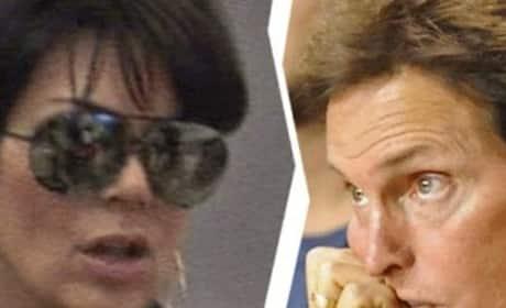 Kris Jenner: Separated from Bruce Jenner!