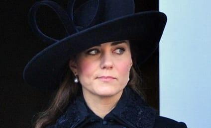 Kate Middleton on Kim Kardashian Tea Request: LOL Whatever!