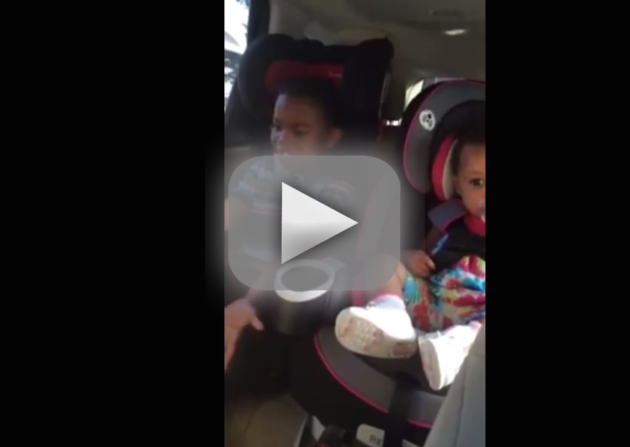 Little Boy Yells at Mom for Getting Pregnant