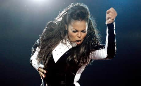 Janet Jackson in 2009