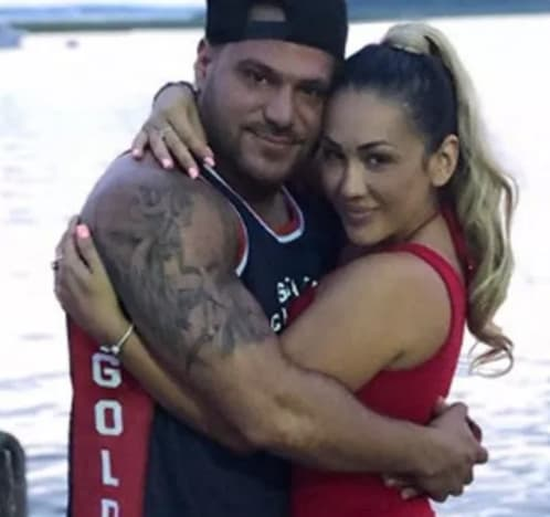 Jen Harley: Ronnie Magro Banged My Best Friend ... But I Still Want to Lift His Restraining Order
