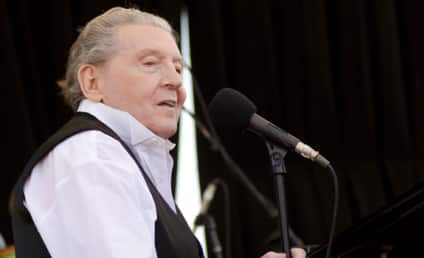 Jerry Lee Lewis and Judith Brown: Married!