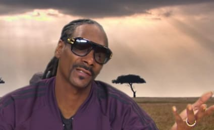 Snoop Dogg Narrates a Tree Frog Orgy