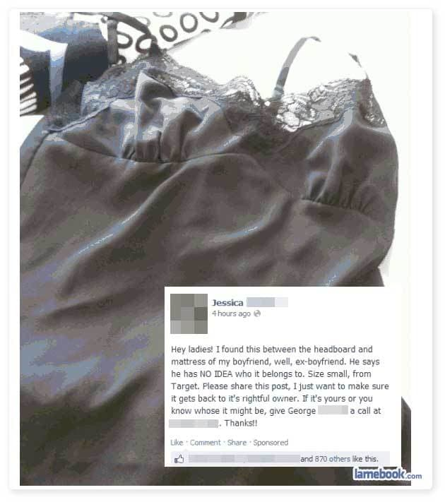 Facebook PSA