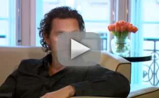 Matthew McConaughey: We Should Embrace Donald Trump!
