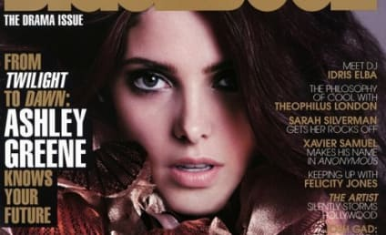 Ashley Greene Mocks Dating Rumors in Latest Magazine Spread