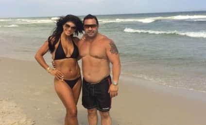 Teresa Giudice Flaunts Bikini Body on Beach, Enjoys Final Days of Freedom