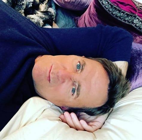 Clinton Kelly, Bed Selfie