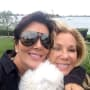 Kris Jenner and Kathie Lee Gifford