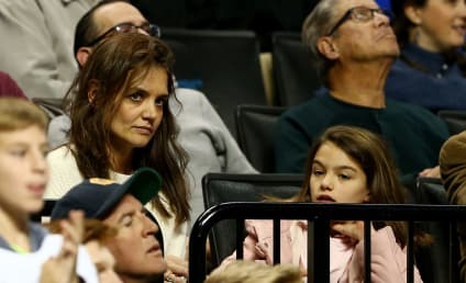 Suri Cruise: Ready For Stardom! Katie Holmes Freaking Out!