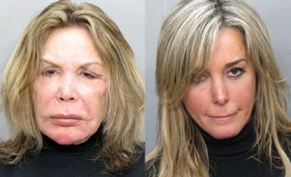 Marysol Patton and Mother: Busted for DUI!