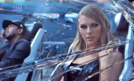 Taylor Swift in Bad Blood