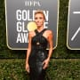 Giuliana Rancic at the Globes