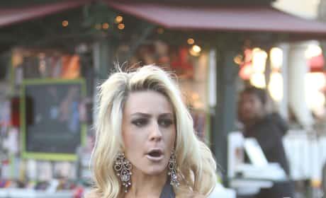 Courtney Stodden in Los Angeles