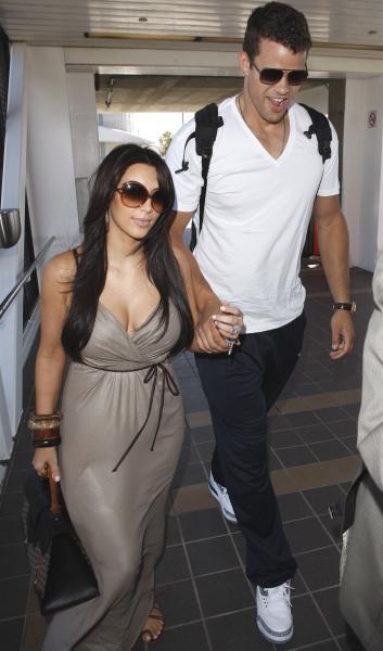 Kim Kardashian, Husband