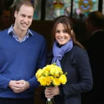 William and Kate Photograph