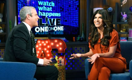 Teresa Giudice is Voting for Donald Trump Because Of Course She Is