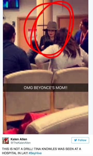 bey's mom