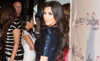 Kim Kardashian vs. Nicole Scherzinger: Battle of the Booty