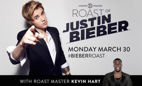 Justin Bieber Roast Ad