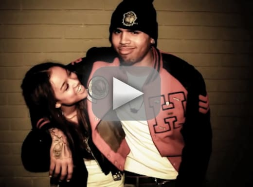 karrueche tran and chris brown back together the