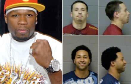 50 Cent, Burglars
