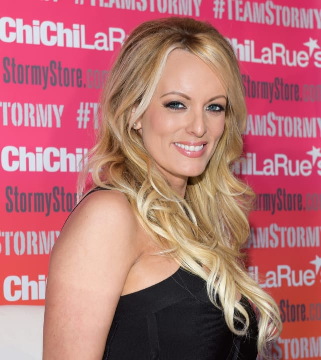 Who is Stormy Daniels Again?