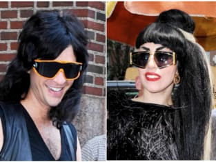 Lady Gaga and Boyfriend