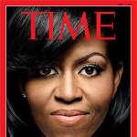 Michelle Obama Time Cover
